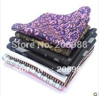 Good Price !! Wholesale Fashion Mens Pocket Squares Jacquard Handkerchief  Paisely Hanky + Free Shipping 50pcs/lot #1604A