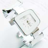 Free shipping Brief fashion all-match bracelet watch quartz commercial gift watch 150865