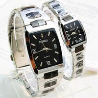 Waterproof steel watch lovers watch commercial lovers watch 154362