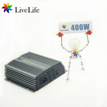 LiveLife micro inverter! 400w wind grid tie power inverter, 15-30v to 110v, DC to AC