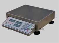 free shipping   304# Stainless Steel 380mm*300mm scale pan 100kg 5g waterproof price computing scale