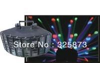 7CH LED Double/Single Butterfly Light Superbright Laser DJ Disco-in Stage Lighting Effect AC120V/240V 50Hz/60Hz