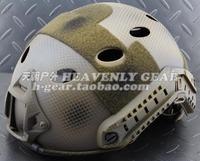 Ops-Core FAST Pararescue Jump PJ Helmet (US Seals Plate)