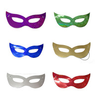 Mask paper mask birthday party supplies masquerade party props performance props