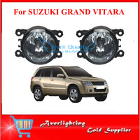 Free shipping high quality fog light lamp for SUZUKI GRAND VITARA 1996-2004,2006 with all accessories
