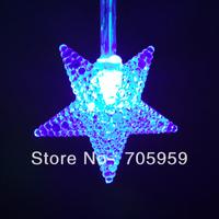 new arrival 13W 20M 200LEDS led star string lights AC220V holiday lighting Christmas X'mas light wedding party lighting
