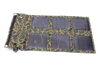 Camping 18W Portable folding solar panel pllant charger for Laptops / 12V battery, mobile / digital camera / IPHONE / IPAD