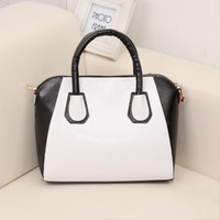 2013 bags fashion bag handbag women bags color block bag smiley bag candy color cute bags