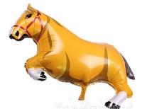 Horse Design Foil Balloon Party Decoration Balloon Animal Helium Toys 50 PCS/LOT