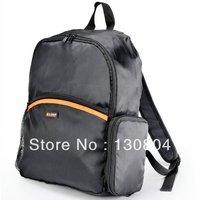 Travel icons travel backpack portable travel backpack light foldable backpack