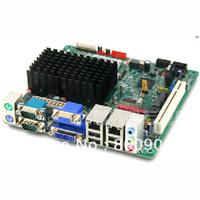 Intel ATOM D2500CC multiple NICs industrial motherboard Intel D2500CC Atom Dual Core 1.86G VGA DVI dual NIC LVDS 2COM