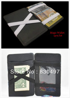 Stock Item Fashion Style Magic Wallet For Style orange +yellow+black color New Wholesale and Freeshipping 1pcs/lot