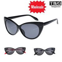 Wholesale  Oculos De Sol Women Glases Cat Eye Retro Eyewear Unisex Vintage Sunglasses
