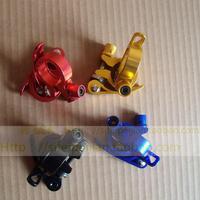 Seat tube clip multicolour seat tube clip code aluminum alloy multicolour 28.6mm