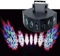 9CH Self-propelled Wholesale Figures LED Seven Heads Light Seven Colors