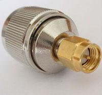 UHF/SMA-JJ Crimp for RF connector