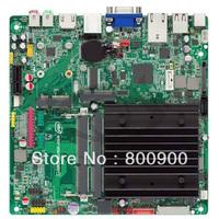 Intel DN2800MT atom thin MINI-ITX Motherboard HDMI LVDS DC dual display