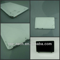 7inch TFT screen with dual core  tablet pc gps