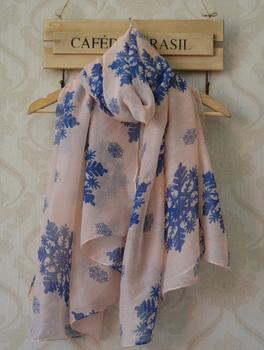 2014 fashion women summer spring scarf,Free shipping,women scarves,snowflake print,head wraps,viscose hijab,muffler,bandana,cape