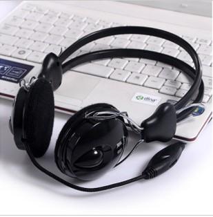 CHeap Computer earphones internet cafes earphones headset earphones logo(China (Mainland))