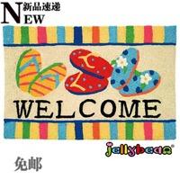 Jellybean jam welcome sandals eco-friendly mats bath mat kitchen mat
