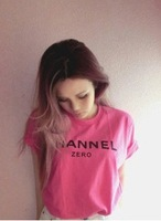 2013 tops t shirt women with lace rock/fashion/novelty style free shipping