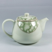 Tea set ceramic teapot Large teaports kung fu teapot green tea pot 500ML