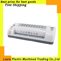 Free shipping Laminator laminating machine heating roll laminator