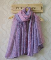 2013 New Autumn ladies' viscose scarf,Free shipping,long Women shawl,flower printing,head wraps,viscose hijab,muffler scarf