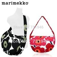 free shipping 2014 new fashion Marimekko Blum bag shoulder bag canvas bag marimekko bag