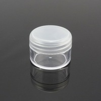 20g PS Plastic Jar Cream Jar Mask Jar