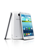 "ChangJiang N5300 5.0"" Android 4.2 Quad Core MTK6589 1.2GHz 3G Smartphone Phablet Android Phone with Wi-Fi Capacitive IPS Touch"