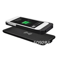 QI IPEGA Wireless charger transmitter + receiver a set for iphone 5 good quality