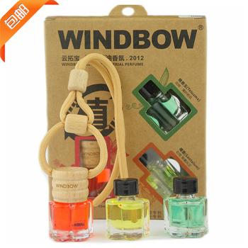 Free shipping, Car perfume hanging perfume plant essential oil light fragrance car perfume