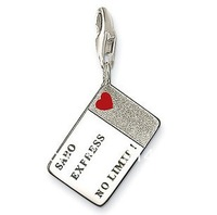 Heart tag pendant 200pcs t necklaces fashion birthday party decorations kid letter keychain european bracelet silver 925