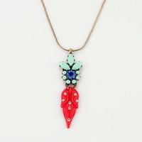 Min $20  fashion accessories vintage diamond gem flower women's necklace