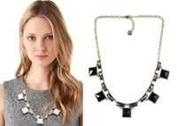 Min $20  fashion accessories square women's geometry necklace