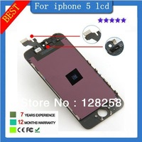 """hot selling for iphone 5"""" lcd and digitizer original for iphone 5LCD screens"""