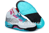 Free shipping wholesale 2013 J5-generation basketball shoes men shoes couple models sports shoes 36-47