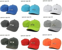 hot sell Gascan cap Adjustable Flexfit caps snapback baseball hat 9 colours size S/M M/L free shipping mix order