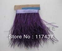 Anti-static Ostrich Feather Trimmed Fringe, various colors ( 5yards per pc)