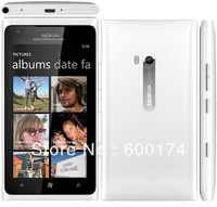 Hot cheap phone unlocked original Nokia Lumia 900  windows8 wifi 3G 5MP. camera TouchScreen GPS smart mobile phone