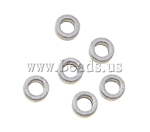 Free shipping!!!Stainless Steel Linking Ring,2013 Jewelry, Round, oril color, 2.50x1mm, Hole:Approx 1.5mm, 2000PCs/Lot(China (Mainland))