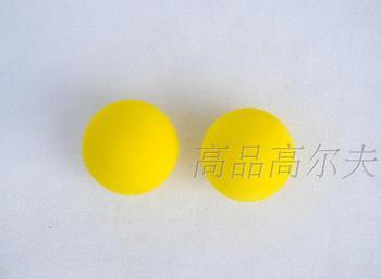 Golf practice ball eva sponge ball 4 bags exercise ball soft