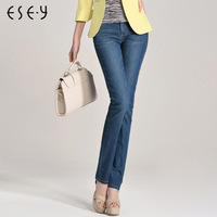Pants 2013 spring slim all-match jeans small straight pants 0465x