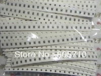 1206  SMD  resisitor kits 43R-560R Accuracy 5%  (please see the details below )  Free shipping