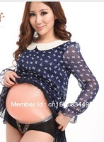 Silicone Fake Pregnant Belly  For 8-10months pregnancy
