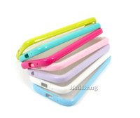 10pcs/lot Cheap Wholesale Matte Clear Crystal Soft TPU Mobile Phone Cases Cover For Samsung Galaxy Grand Duos i9082 Shell Skin