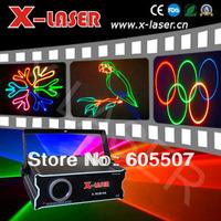 DMX and ILDA interface 500mw RGB laser light/ Dj lighting/laser show system/disco light