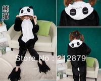 Animal Cartoon Panda Pajama,Cosplay Costume,Halloween Party Costume,Christmas Gift,Unisex,Match Outfit, Free Shipping